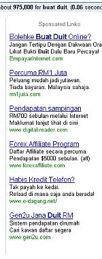 Adsense Bahasa Melayu